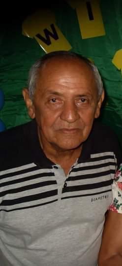 LUTO EM ELESBÃO: Mecânico e motorista Benício Sales morre aos 74 anos, após lutar contra a Covid-19
