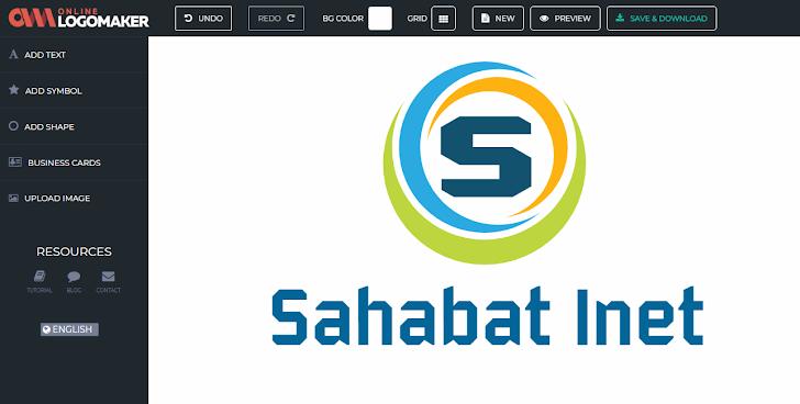 Membuat Logo Blog Secara Online