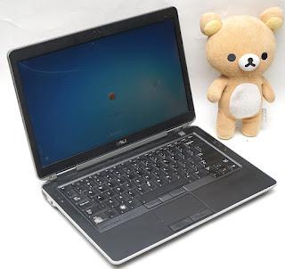Jual Laptop Dell E6430S Core i7 Bekas