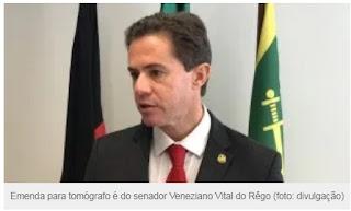 Tomógrafo de R$ 1,3 milhão beneficiará 14 cidades do Seridó e Curimataú