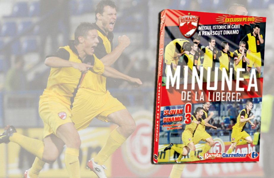 Minuncea de la Liberec - DVD