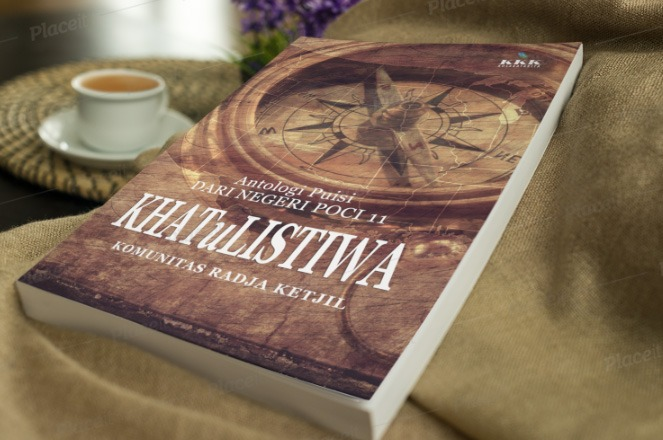 Cover Buku Antologi Puisi Khatulistiwa