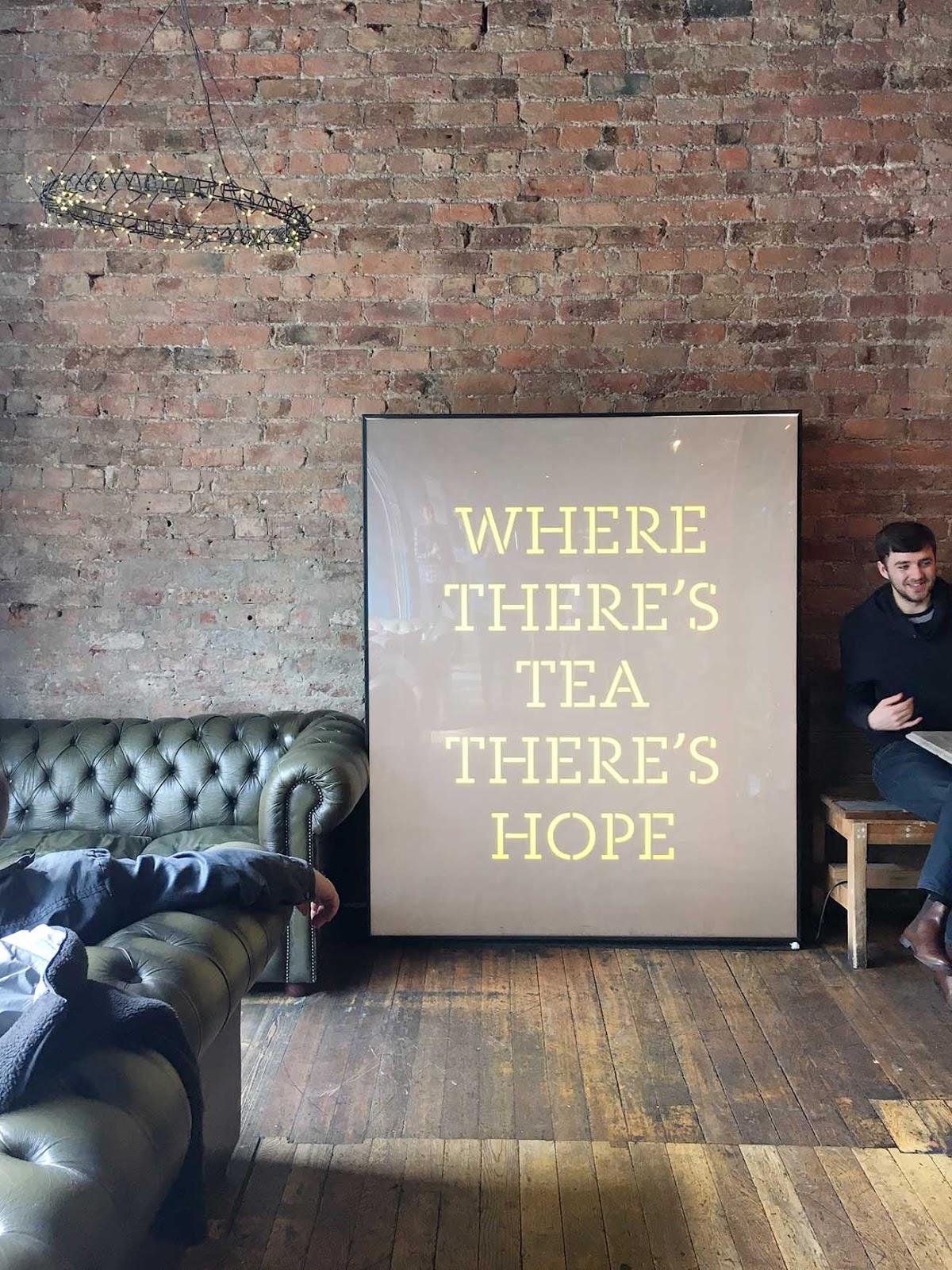 Liverpool blogger instagram, leaf bold street