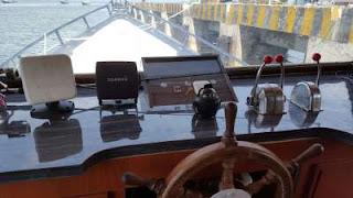 Kapal mancing KM Anggita di Palu Sulawesi Tengah