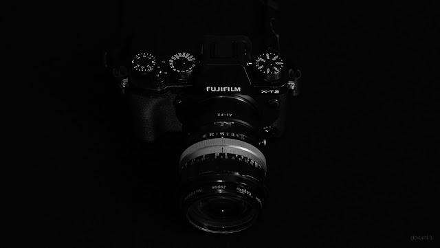 Fotografia della Fuji X-T2 con il Nikon Kogaku 85mm f/1.8