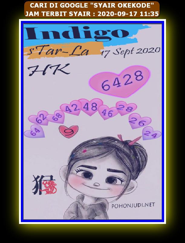Kode syair Hongkong Kamis 17 September 2020 235