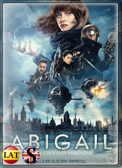 Ciudad Fantástica: Abigail (2019) HD 1080P LATINO/INGLES