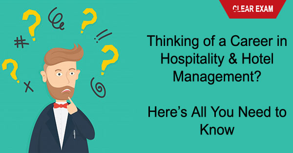 Career opportunity after Hotel Management Course