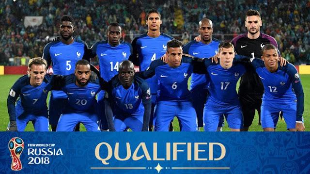 المباراة النهائية فرنسا وكرواتيا بث مباشر كأي العالم 2018