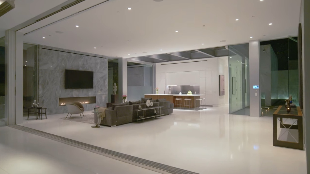 57 Interior Design Photos vs. 1814 N Doheny Dr, Los Angeles, CA Ultra Luxury Mansion Tour