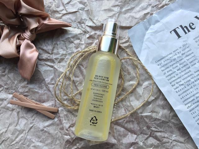 packaging d'alba white truffle serum