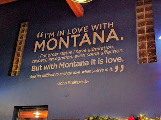 John Steinbeck loved Montana, it seems