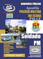 Apostila concurso PMCE - Polícia Militar do Ceará - Soldado PM/CE 2016