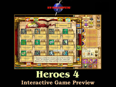 Heroes 4 Puzzle
