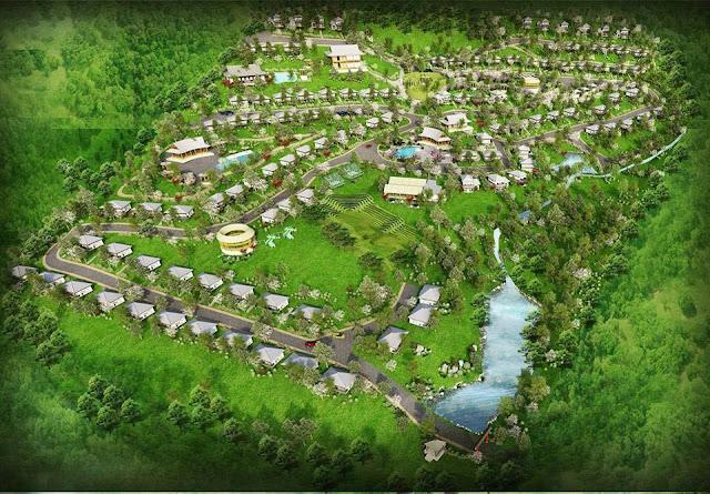 Tổng quan dự án Ohara Villa & Resort