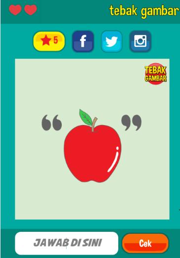 Matematikaku Kunci Jawaban Game Tebak Gambar Android Level 18 Dan 19