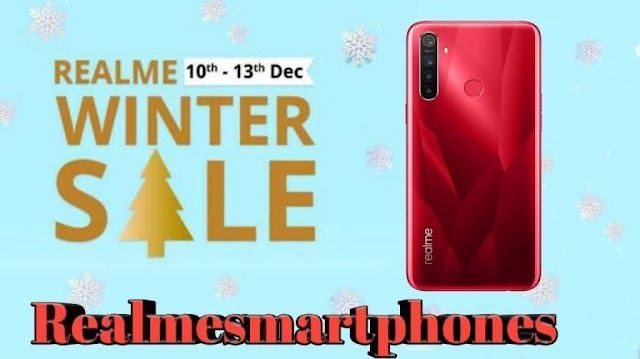 Realme Winter Sale has started and there are strong offers on these smartphones.