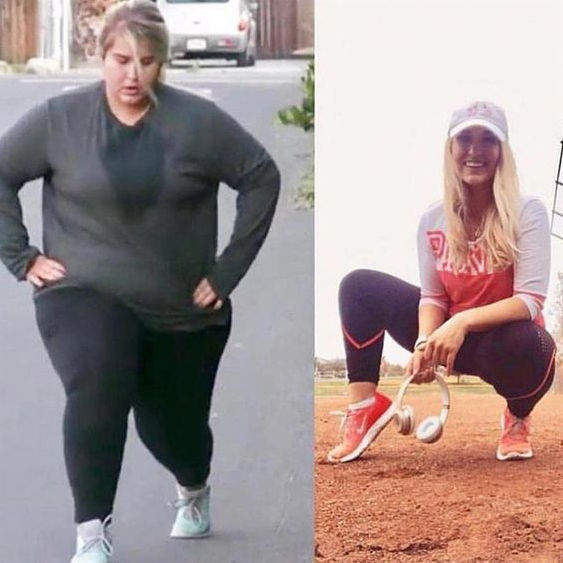 Weight loss, Transformation challenge