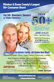 Windsor and Essex County's Largest 50+ Consumer Show