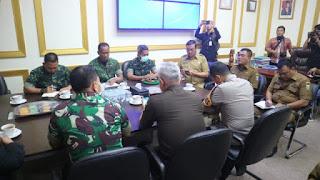Pemerintah Kota Cirebon Serius Cegah Penyebaran Covid-19