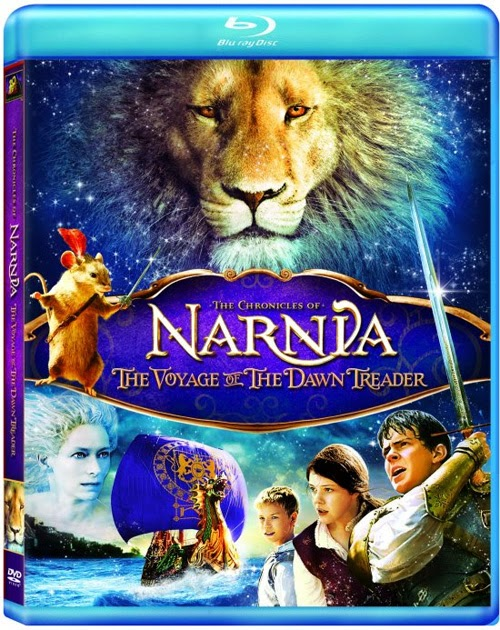 The Chronicles of Narnia 3 The Voyage of the Dawn Treader 2010 Hindi Dubbed Dual BRRip 350mb ESub