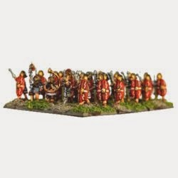 LEG3b Marian Legion Standing.