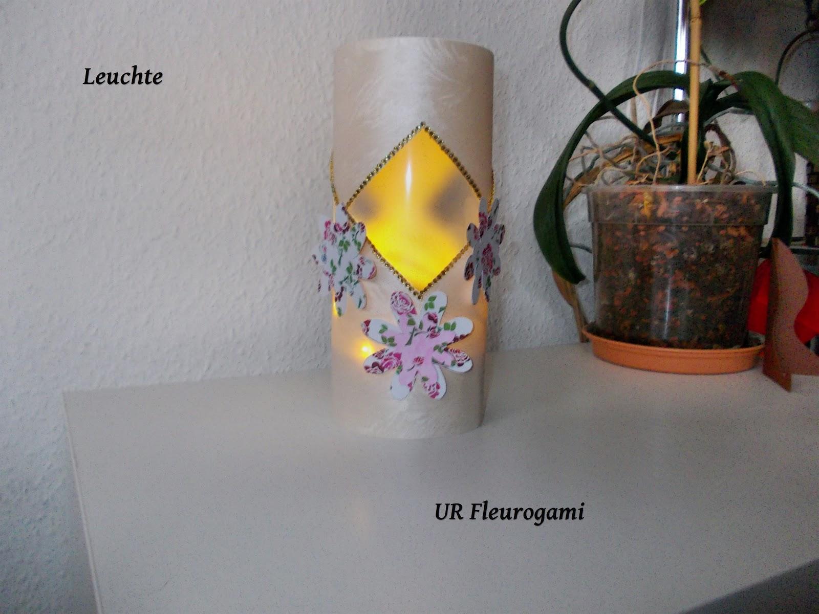 origami fleurogami und sterne my leuchte by ur fleurogami. Black Bedroom Furniture Sets. Home Design Ideas