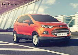 Eksterior Ford Ecosport