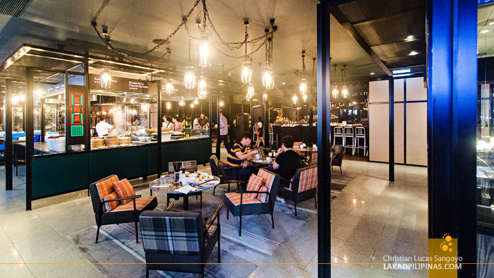 Pentahotel Hong Kong Dining Hall