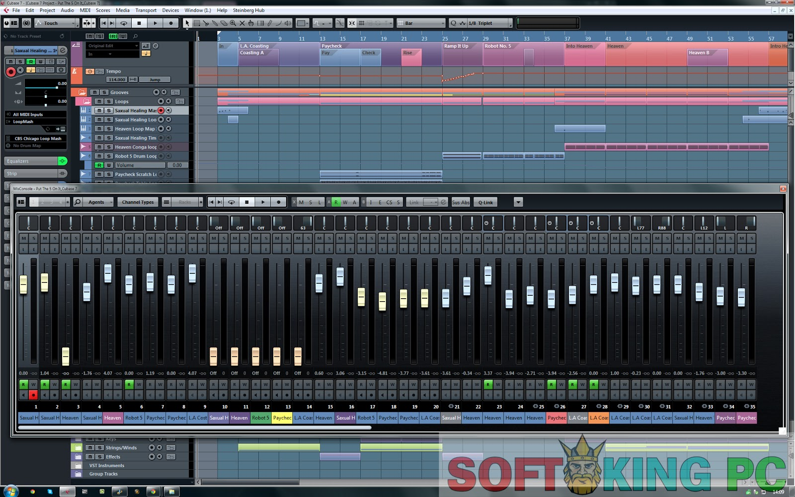 Cubase 7 Final Version with Latest Update Free Download