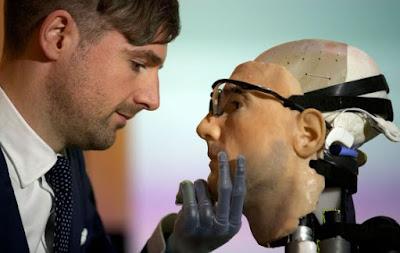 tejidos humanos en robots