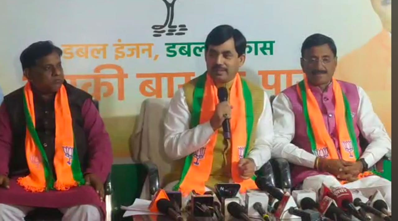 मोदी हमारी ताकत हैं जबकि राहुल गांधी कांग्रेस की कमजोरी हैं: शाहनवाज हुसैन
