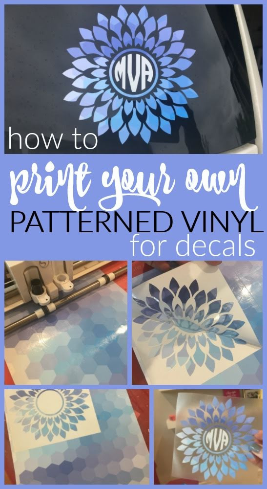 image about Printable Adhesive Vinyl referred to as Do it yourself Vinyl Printing with Inkjet Printable Vinyl Sheets