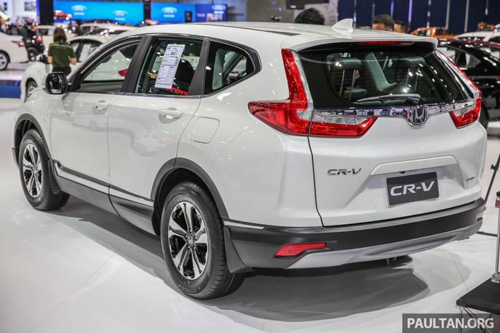 Gambar Honda CRV 2017