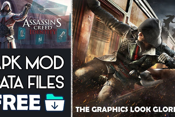 Download Games Assassin S Creed Identity Gratis Di Android