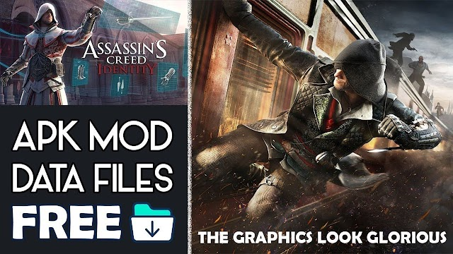 Download Games Assassin's Creed Identity Gratis Di Android