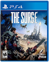 The Surge Game Cover PS4
