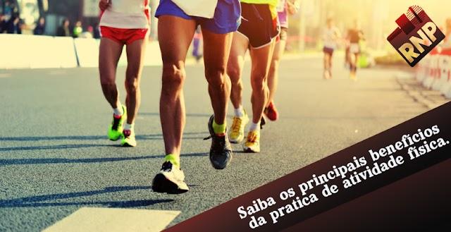 Mauricio Floriano: Saiba os principais benefícios da pratica de atividade física.