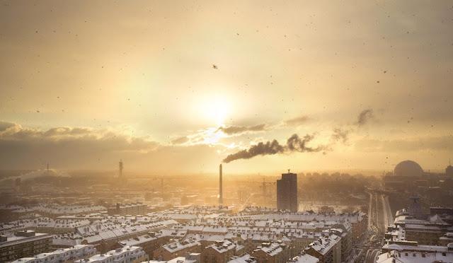 Figura 2 : La comtamicación es una amenaza a la salud de los ciudadanos de grandes ciudades.