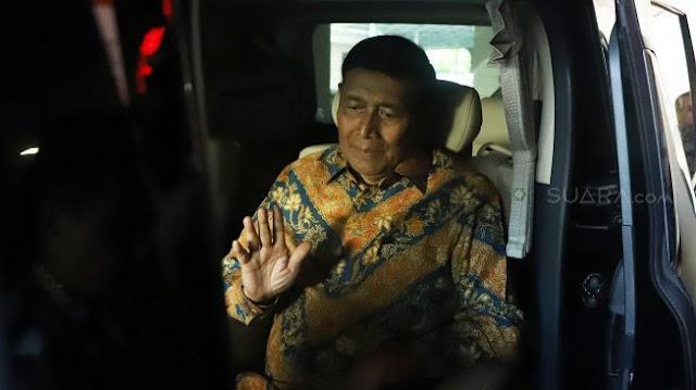 Pergi dari RSPAD Naik Alphard, ke Mana Wiranto?