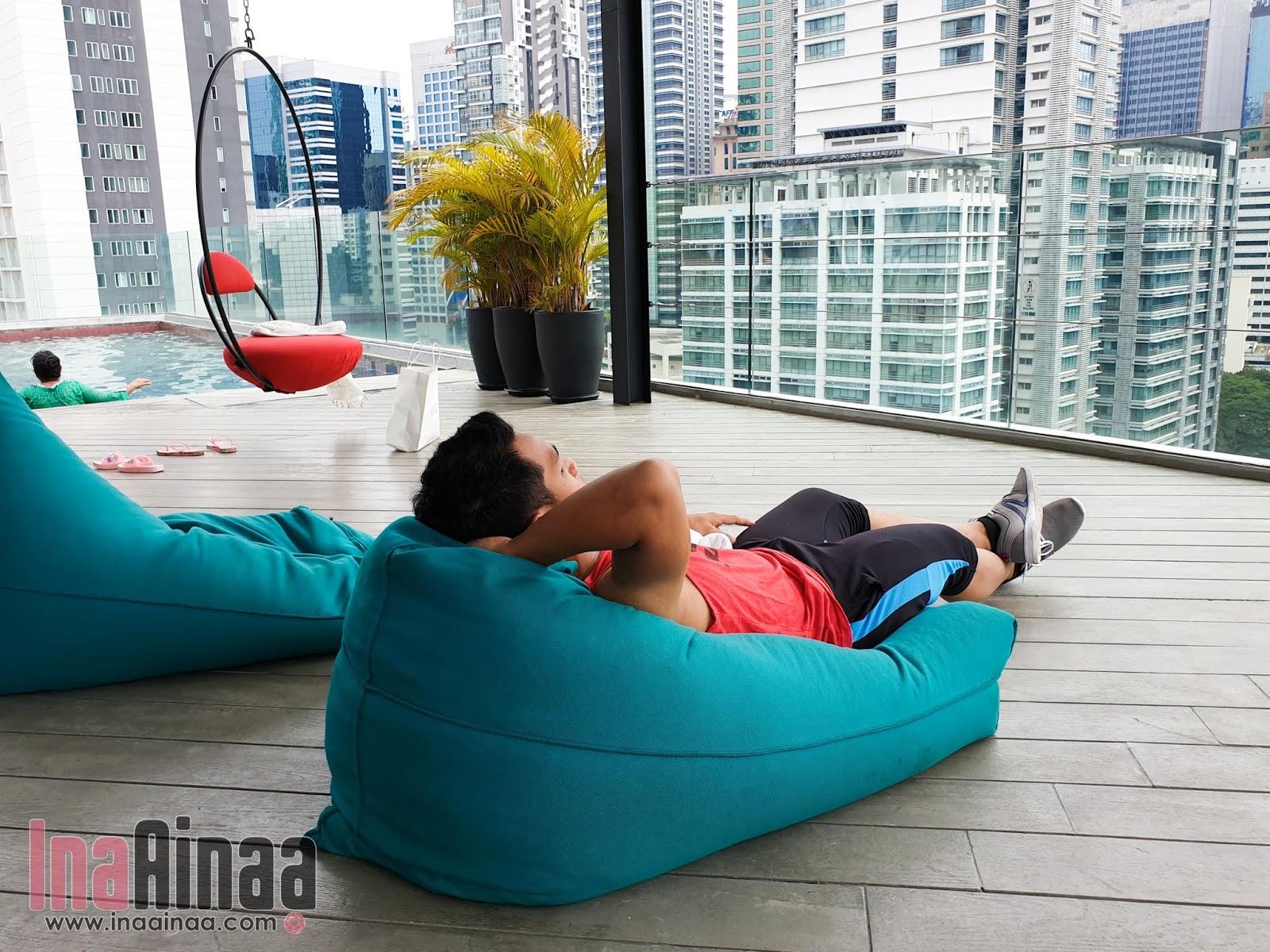 MOV Hotel Kuala Lumpur - Hak milik Ina Ainaa