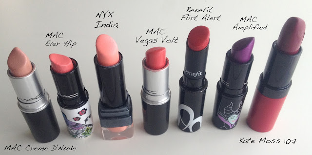 favourite-lipsticks-mac-nyx-rimmel-benefit