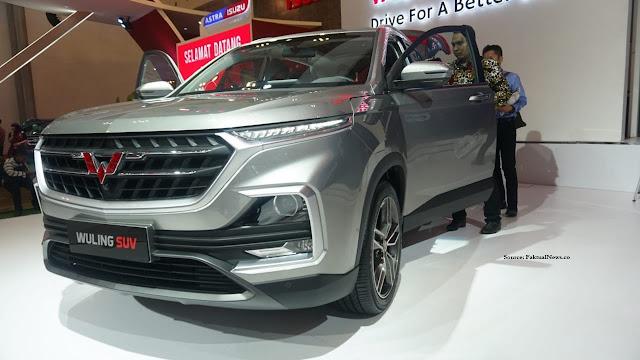 Wuling Almaz Mobil Berteknologi Modern dan Bermesin Turbocharged