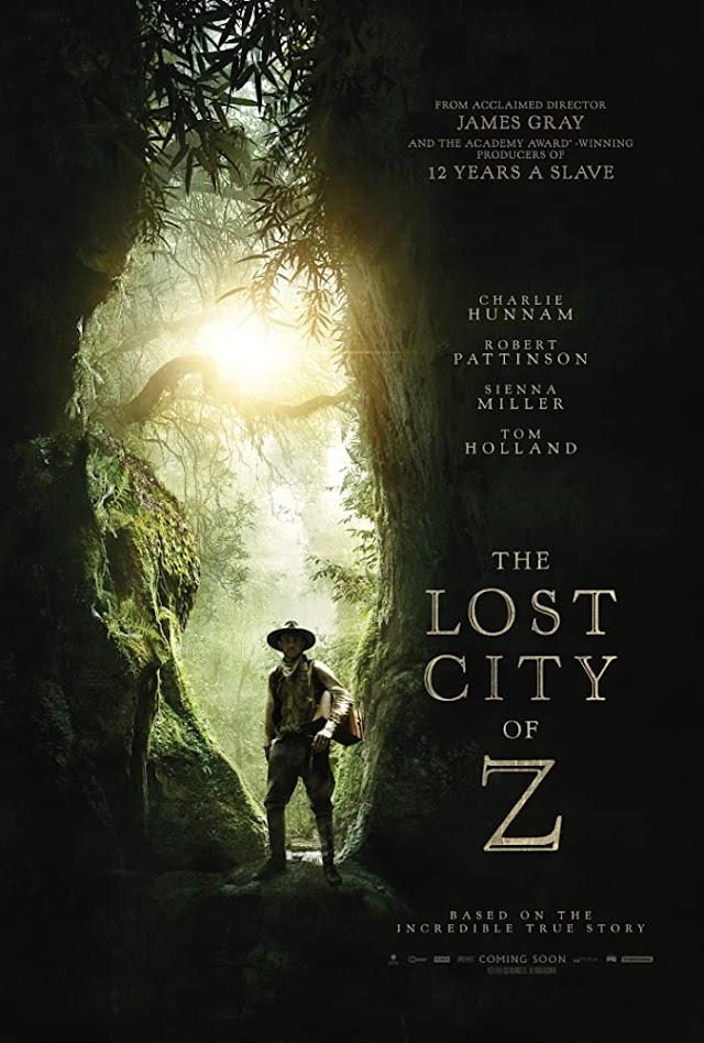 The Lost City Of Z 2017 x264 720p Dual Audio Hindi English Telugu Tamil GOPI SAHI