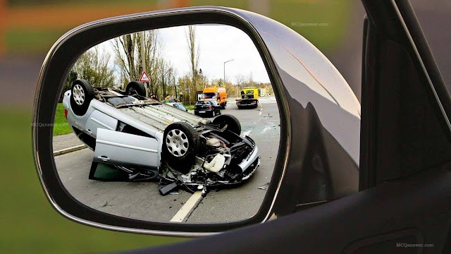 Letter to a Friend Describing a Street Accident you have Witnessed