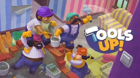 Tools Up! Official Launch Trailer