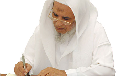 Biografi Singkat Fadhilatus Syaikh Abdur Rohman Bin Abdul Azizi Kuliyyah