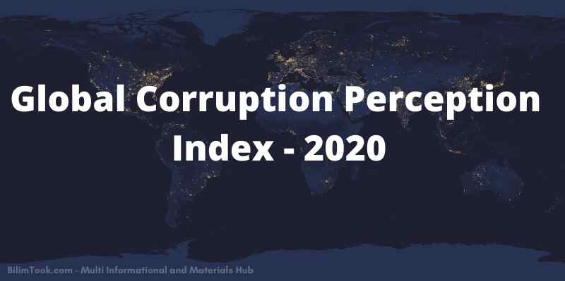 Global Corruption Perception Index 2020 - PDF