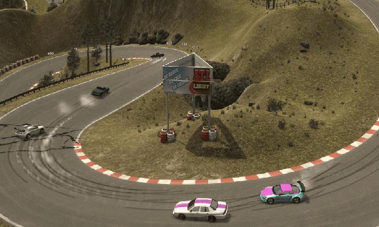 تحميل لعبة السيارات Revhead الجديده برابط مباشر وحجم صغير