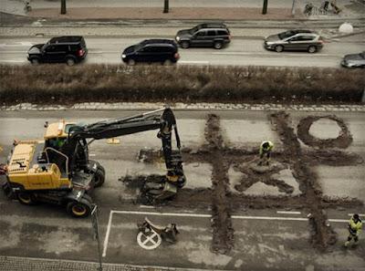 manipulasi excavator